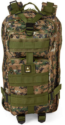 Imperial Star Green Camouflage Military Rucksack