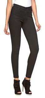 Women's Jennifer Lopez Skinny Jeans $54 thestylecure.com