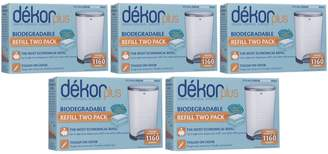 Dekor Diaper Plus Biodegradeable Refill (2 per box) - [Baby Product]
