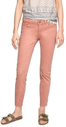 Esprit edc by Women's 046CC1B034-5 Pocket Style Trousers,(Manufacturer Size: 38/LG)