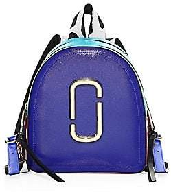 Marc Jacobs Women's Coated Leather Backpack