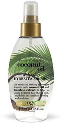 OGX Nourishing + Coconut Oil Weightless Hydrating Oil Mist 118 ml