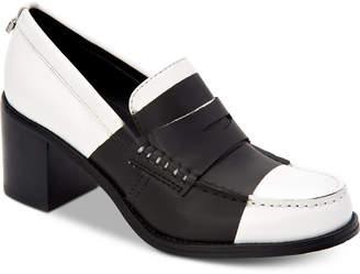 Calvin Klein Women's Pamelyn Box Loafers Women's Shoes