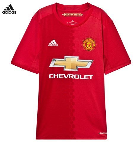 Manchester United Man United FC Home Jersey Top