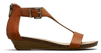 Kenneth Cole REACTION Women's Great Gal Wedge Sandal $48.17 thestylecure.com