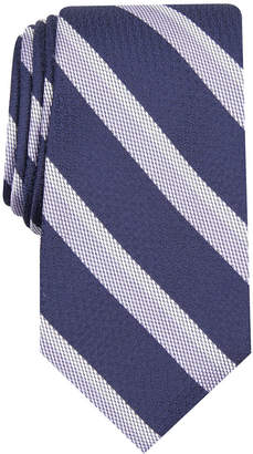 Tasso Elba Men Stripe Silk Tie