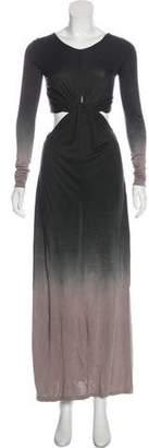 Style Stalker StyleStalker Knotted Maxi Dress