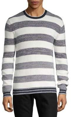 Esprit Striped Cotton Sweater