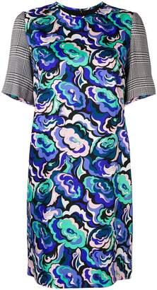 Emilio Pucci mix-printed dress