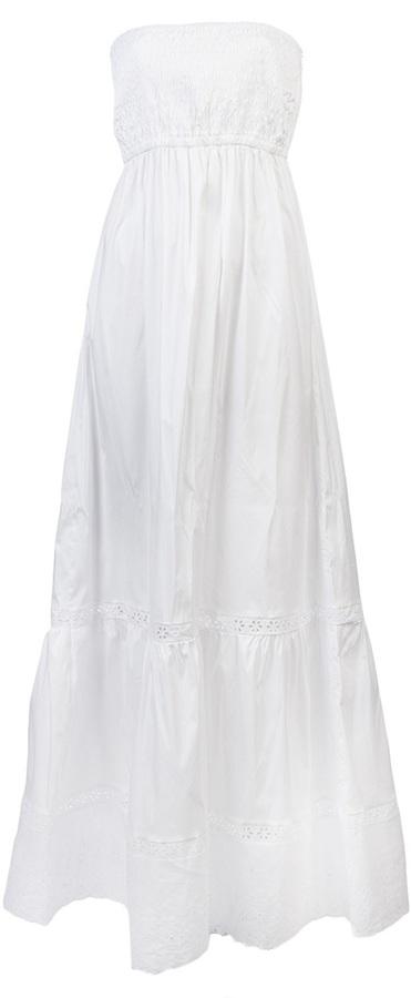 Flavio Castellani Long maxi dress