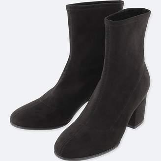 Uniqlo Women's Stretch Short Boots