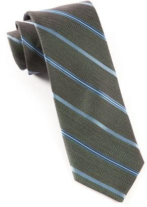 The Tie Bar Editor Stripe