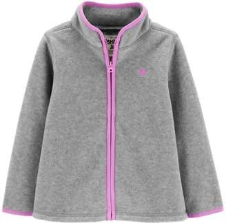 Osh Kosh Oshkosh Bgosh Toddler Girl Fleece Jacket