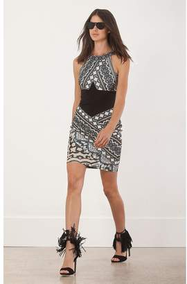 Hale Bob Ariya Stretch Dress