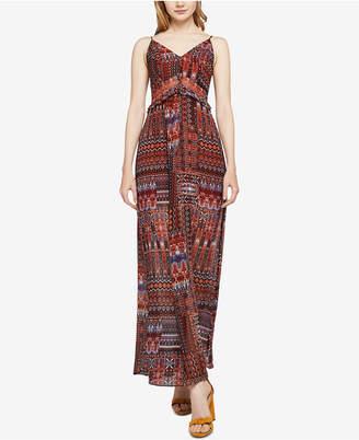 BCBGeneration Conquistador Tapestry Maxi Dress