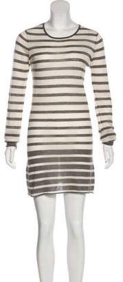 Enza Costa Cashmere Sweater Dress