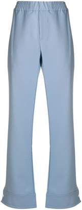 Hope side buttoned trousers