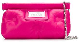 Maison Margiela Glam Slam quilted clutch bag