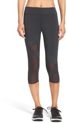 Women's Reebok Cardio Capris $55 thestylecure.com