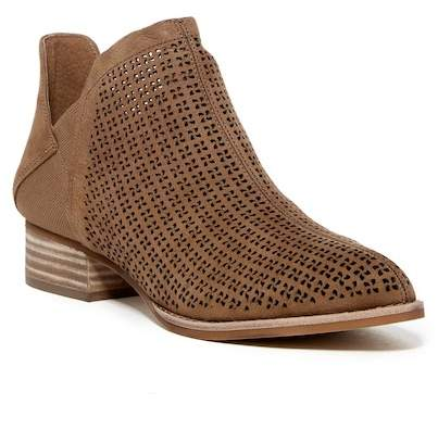 Vince Camuto Celena Perforated Bootie