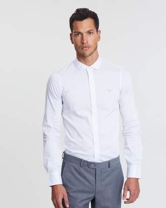 Emporio Armani LS Classic Oxford Shirt