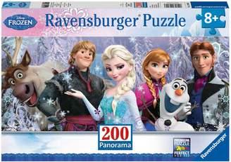 Ravensburger Disney's Frozen 200-Piece Panorama Puzzle
