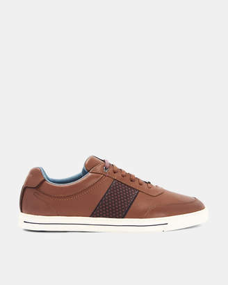 Ted Baker SEYLEN Leather Derby trainers