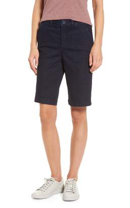 NYDJ Marilyn Stretch Denim Bermuda Shorts