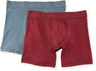 Joe's Jeans Men's Cotton-Modal Boxer-Briefs, 2-Pack