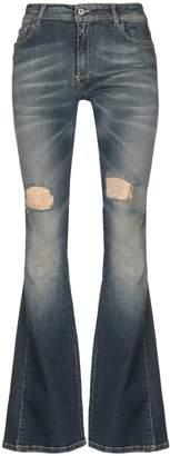 Atos Lombardini Denim pants - Item 42721171LL