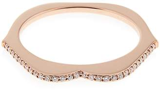 Rosegold RAPHAELE CANOT OMG! diamond & rose-gold ring