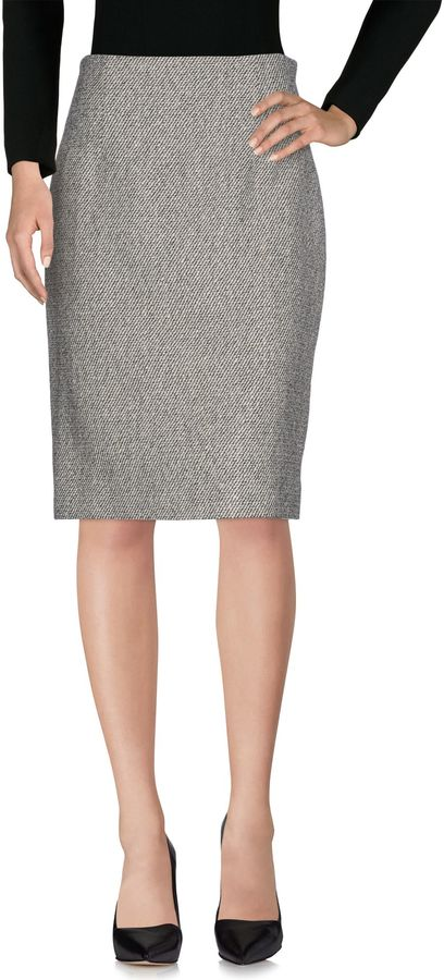 MoschinoMOSCHINO Knee length skirts