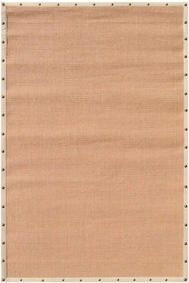 The Rug Market Border Hand-Made Sisal Rug