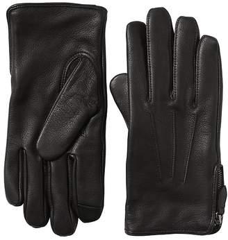Banana Republic Moto Zip Leather Glove