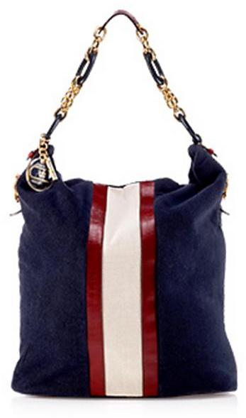 Juicy Couture Terry Polished Tote