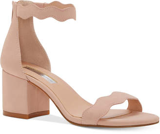 INC International Concepts I.n.c. Hadwin Scallop Two-Piece Sandals