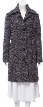 Cacharel Wool Bouclé Coat