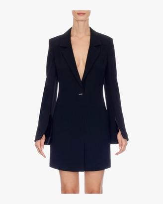 Emporio Armani Tuxedo Dress