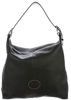 Dooney & Bourke Grained Leather Shoulder Sac Bag