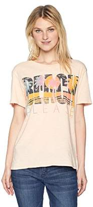 Billabong Women's Salty Beach Tee
