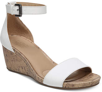 Naturalizer Cami Wedge Sandals Women Shoes