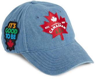 CANADIAN PARALYMPIC TEAM COLLECTION Unisex Twill Denim Cap