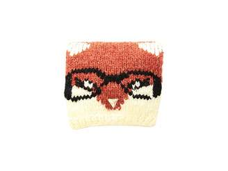 San Diego Hat Company Kids Fox Knit Cap with Jewels (Little Kids/Big Kids)