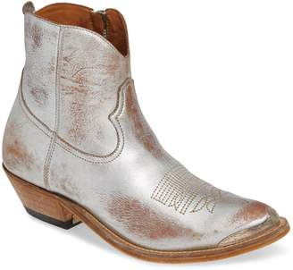 Golden Goose Metallic Young Bootie