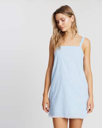 Nude Lucy Bedford Chambray Dress
