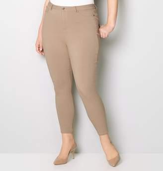 Avenue 5 Pocket Stretch Jean in Khaki
