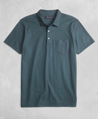 Brooks Brothers Golden Fleece Short-Sleeve Polo Shirt