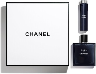 Chanel BLEU DE Eau de Toilette Travel Spray Gift Set