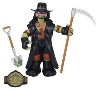 WWE Teenage Mutant Ninja Turtles Superstars Donatello As Undertaker