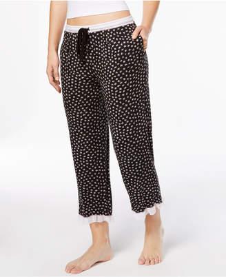 Layla Sweet Things Printed Capri Pajama Pants